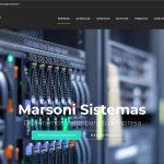 Nueva Web Marsoni sistemas