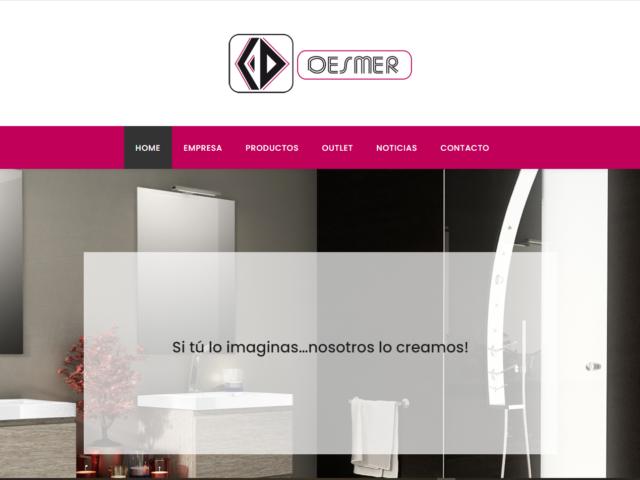Diseño Web Desmer