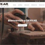 NUEVA WEB WWW.DEYKAR.COM